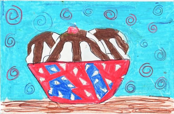 Art for Kids is a Tasty Treat