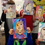 How do you know if your child is gifted in art?