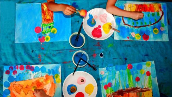 Montgomery Alabama Public Schools Hire Abrakadoodle Art to Teach Fourth & Fifth Graders