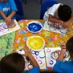 Encourage a Passion for Problem-Solving Through Process Art