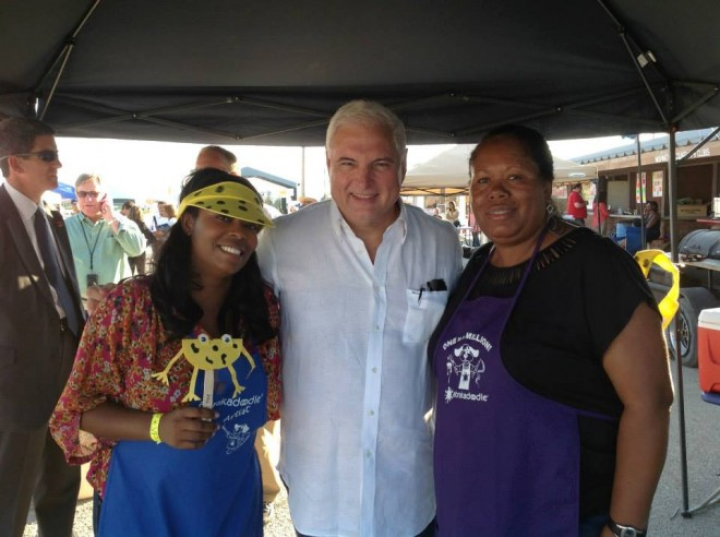Abrakadoodle Celebrates Panamanian Culture at Event