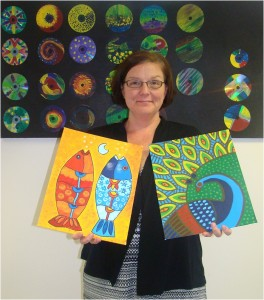 Gina Bennette of Leander, Texas