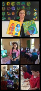 Gina Bennette and her team are inspiring students with creative art in Austin, TX!