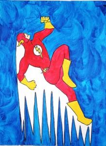 Superhero E -sm