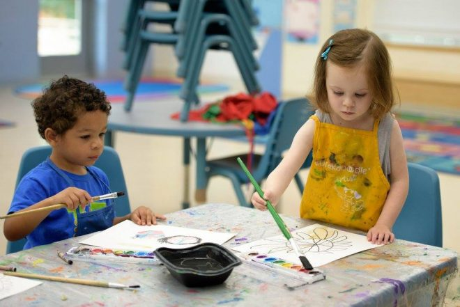 Get an Early Start with Art