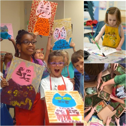 Summer Camps Snapshot: Abrakadoodle Camps Spark Imaginations
