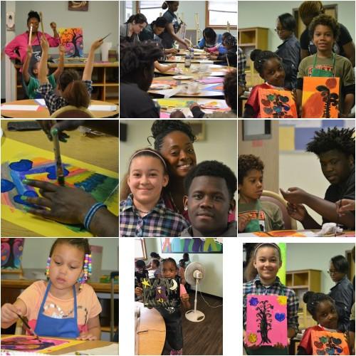 Abrakadoodle Metro Detroit Brings Free Painting & Sculpting Classes to Kids in Need