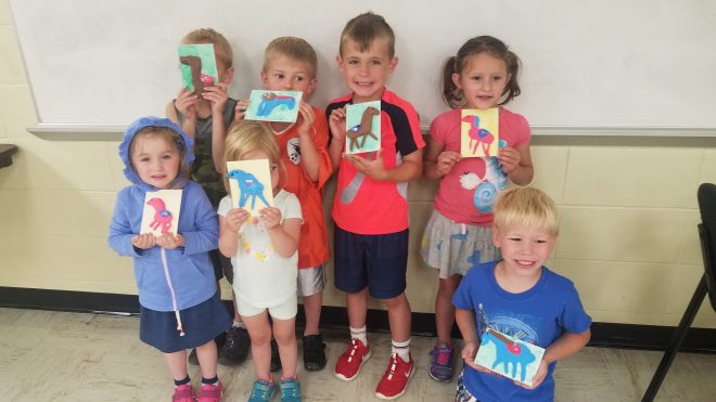 Super Summer Art Adventures Underway in South Metro Suburbs of Minneapolis and St. Paul