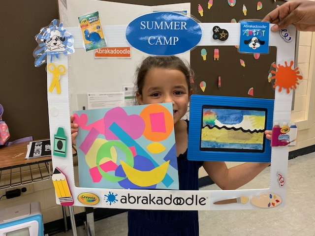 Partner Spotlight: Parks & Recreation Are a Natural Fit for Abrakadoodle Art