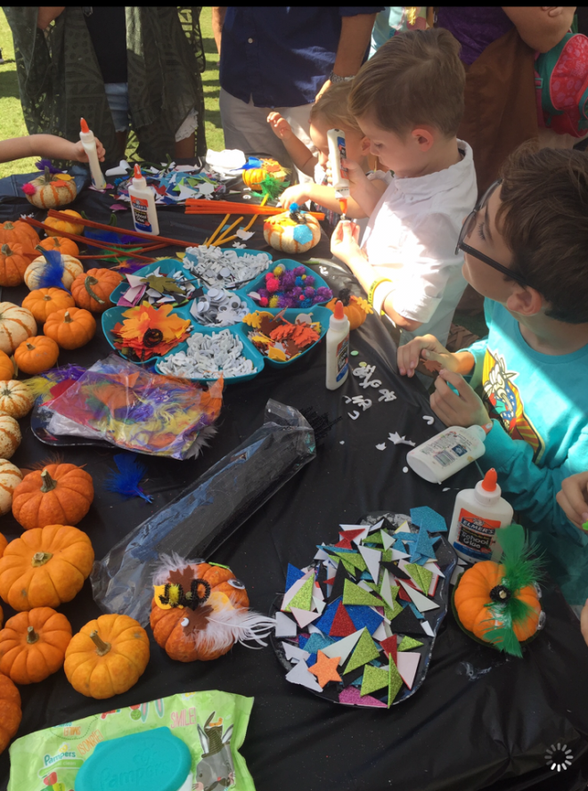 Sweet Sunday Pumpkins and Primrose Event Brings Community Together to Benefit The Sonder Project