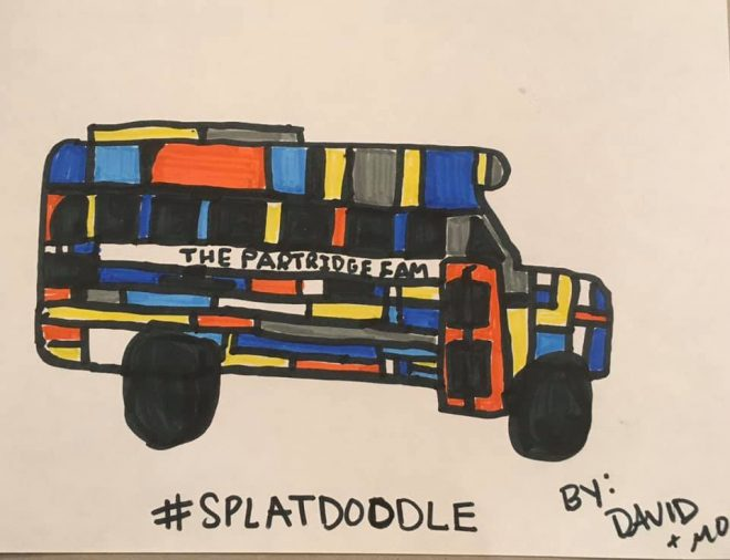#SplatDoodle Movement Brings Community Together Through Art
