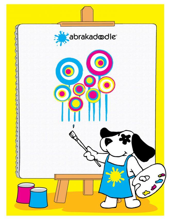 #SplatDoodle Movement: Weekly Art Challenge
