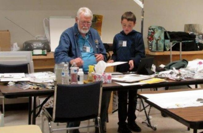 Artists for Kids: Mort Solberg