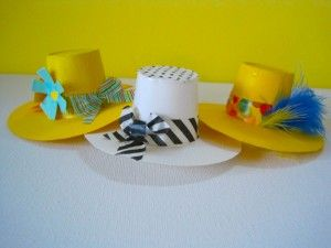 Sweet Spring Hats!