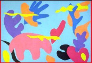 Abrakadoodle Matisse Doodle