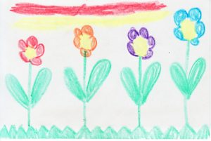Original art by Avery, age 6 of Minnesota