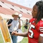 A Super Plug for Art by a Super Bowl Contender
