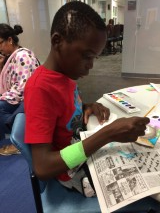 For kids facing life-threatening illnesses, art provides a needed escape, a sense of accomplishment and a connection to beauty.