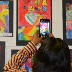The Power of Displaying Children's Art Work