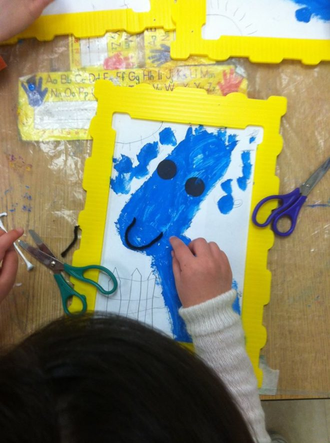 Abrakadoodle Art Classes Get Preschoolers Kindergarten Ready