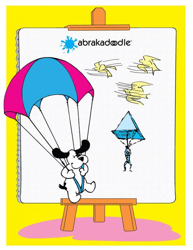 #SplatDoodle Art Movement: Week 10 Challenge Art Activity