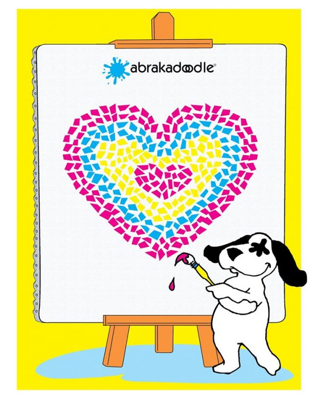 #SplatDoodle Art Movement: Week 13 Challenge Art Activity