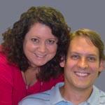Kim and Ryan Nubel
